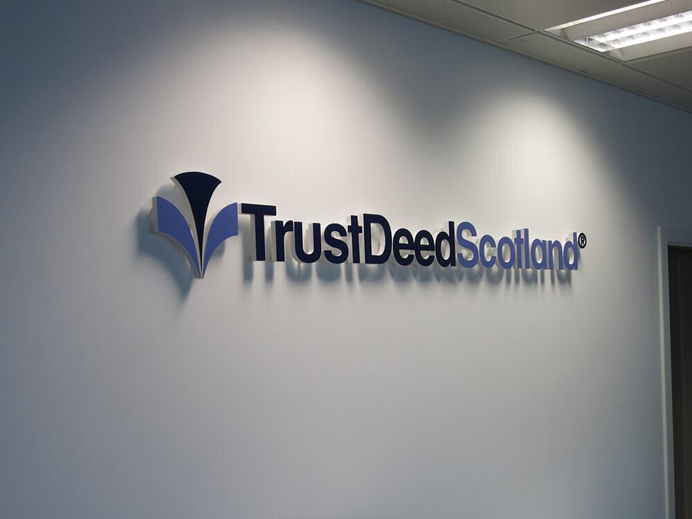 Trustdeed-Scotland-Foamex-Letters portfolio Portfolio Trustdeed Scotland Foamex Letters