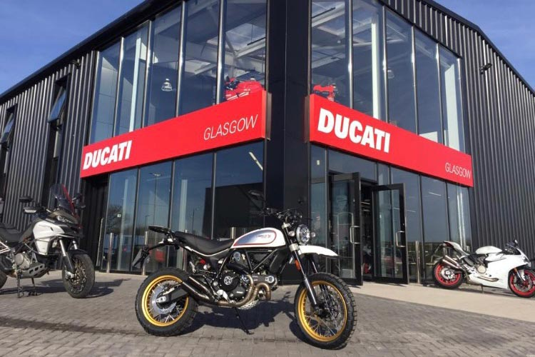 Ducati Glasgow